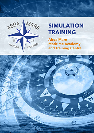 Aboa Mare simulation training brochure